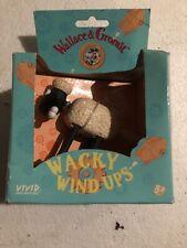 Wallace And Gromit -  Wacky Wind Ups Shaun Unopened Original
