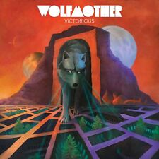 WOLFMOTHER Victorious 180gm Vinyl LP + Download 2016 (10 Tracks) NEW & SEALED
