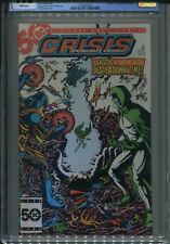 Crisis of Infinite Earths  #10  W/P   CGC 9.8   Death of Starman  FREE SHIPPING