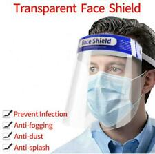 Full Face Shield Visor Mask Transparent Protective Safety Cover PPE AntiFog