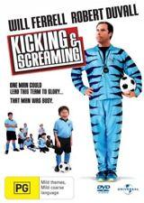 Kicking & Screaming - DVD VERY GOOD CONDITION REG 4 FREE POST AUS WILL FERRELL