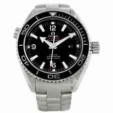OMEGA 232.30.38.20.01.001 Seamaster Planet Ocean 37.5mm Stainless Steel Woman's Watch