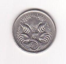 Australia Queen Elizabeth II 5 Cents Coin - 2003
