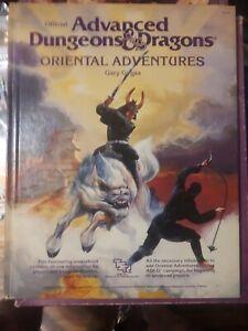 """Adv.D&D  """"Official Oriental Adventures HC"""" 2018 Excellent ++ New"""