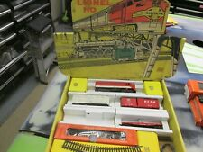 1959 Lionel 5721 HO Set w/ Box Incomplete LOOK