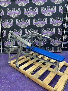 Hammer Strength ISO Lateral Horizontal Bench Press - BUYER PAYS SHIPPING