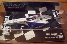 1/43 BMW SAUBER F1.09 2009  ROBERT KUBICA AUSTRALIAN GP