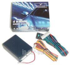 4 ventana cierre paquete acumulativo de actualizaciones módulo para coche alarma Universal cierre total interfaz