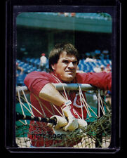 1986 Pete Rose, Cincinnati Reds, rare original Broder #31, Mint condition