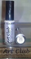 Color CluB Art Club Liner Stripper  satin silver NA35   USA