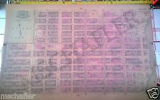 1885 MANHATTAN NY CENTRAL PARK ST. PATRICK'S THE PLAZA E. 52ND-64TH ST ATLAS MAP