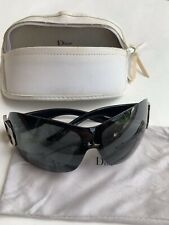 Christian Dior Airspeed 2 D2895 Sunglass 100% Authentic Pre-Owned Made In Italy