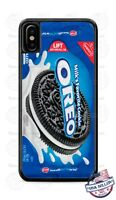 Oreo Cookie Wrapper Phone Case Cover for iPhone Samsung LG Pixel etc