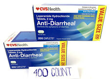 Cvs Antidiarrheal Anti Diarrheal 400 Caplets Anti...