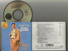 James Galway - The Magic Flute of James Galway Flute CD 1992 RCA Gold Seal VG