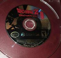 Dragon Ball Z: Budokai (Nintendo GameCube, 2003) DISC ONLY Tested