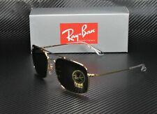 RayBan RB3611 001 31 GOLD GREEN 60 mm Unisex Sunglasses
