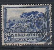 1940 GVI 3d SOUTH AFRICA SG59 USED