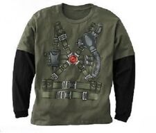 Boys' Layered Long Sleeve Graphic Shirt ~ Size Medium (10-12) ~ NWT