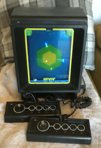 MB Vectrex Games Console With Game Ripoff And A Preloaded Game