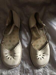 Genuine Ladies Clarks Originals Sandals Kestral Soar  Leather Size UK 7