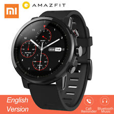 Xiaomi Huami Amazfit Sports Smart Watch Stratos 2 GPS PPG 5ATM English Version