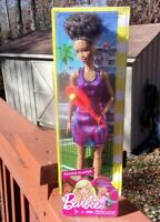 Barbie - You Can Be Anything African American Tennis Player Doll - New