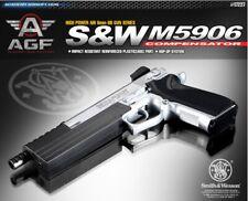 """Nero//Grigio 1//6 SCALA Smith /& Wesson Pistola a mano M29 per 12/"""" action figure armi speciali e tattiche"""
