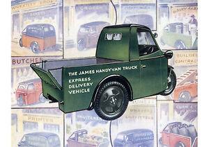 1937 James Handyvan poster