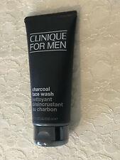 SEALED Clinique for Men Charcoal face wash 6.7oz/200ml 2017 NEW FRESH