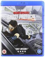 Mission Impossible 4 - Fantasma Protocol Blu-Ray Nuevo Blu-Ray (BSP2377)