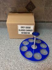 Grey Goose Branded  GLASSES Holder Carrier  RARE