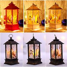 LED Christmas Candle Light Santa Snowman Table lamps Xmas Wedding Party Decor