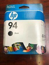 C8765WN 94 Genuine HP Black Ink DeskJet 460 5740 6520 6540 OfficeJet H470 100 %