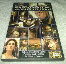 Labyrinth (DVD David Bowie, Jennifer Connelly