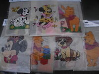 CROSS STITCH KITS FOR CHILDREN AND BEGINNERS - Choice of Designs
