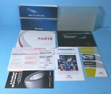 12 2012 Kia Forte owners manual with Bluetooth