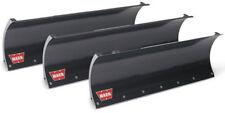 "WARN 60"" ProVantage ATV Front Mnt Plow Kit Yamaha 02-08 660 Grizzly Auto 4x4"