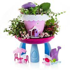 Advanced Play Fairy Garden Kit Kids Gardening Set Indoor Outdoor
