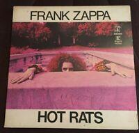 """Frank Zappa Hot Rats 12""""LP"""