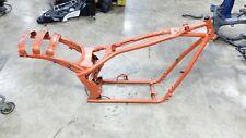 11 Honda VT1300 VT 1300 CX Fury frame chassis