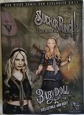 Babydoll Exclusive SDCC Bust Sucker Punch NEW IN BOX HTF