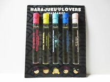 5 Sample HARAJUKU LOVERS EDT 1.5ml .05fl oz PERFUME Love Lil' Angel G Music Baby