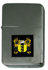 Nicholson Family Crest Surname Coat Of Arms Ligther Personalised Engraved