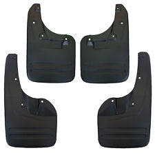 Front+Rear Mud flap kit for Toyota Hilux Mk6 back fits 2005-11 Vigo pickup