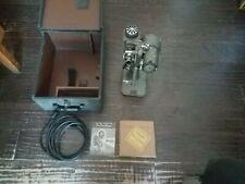 Projector Lamp, Revere 8mm Model 85, Vintage Projector Lamp