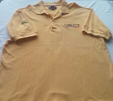 "Brand new vintage Pivot Rules brand, ""Delphi Racing"" polo style shirt size XL"