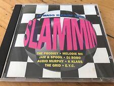 Slammin 18 Bass Kickin' Trax Cd Music