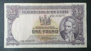 New Zealand 1 Pound
