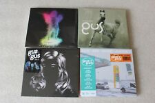 Gus Gus - COLLECTION 4 CD's 24/7 + Lies Are More Flexible CD +  Arabian Horse CD